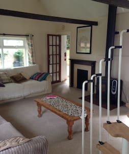 Cosy New Forest cottage with charm - Ringwood - Casa de campo