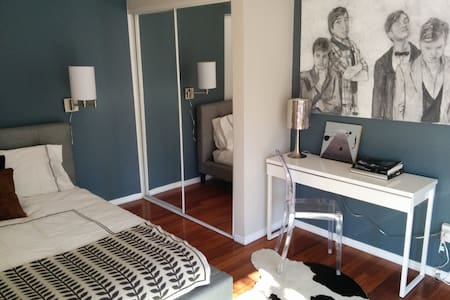 Newly Remodeled Guest House 1BR/1BA