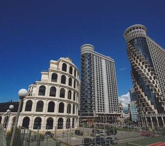 Alex Batumi Luxury View Apartments - Batumi