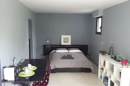 Confortable bed bath&kitchen next to fontainebleau - Bois-le-Roi