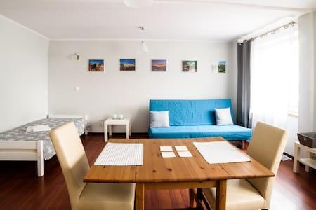 Great,new apartment for 2-3 person-MasarskaBlue. - Kraków