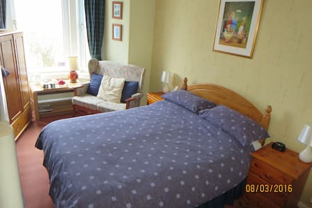 Guest House (Rm5), Centre Stirling - Stirling - Bed & Breakfast