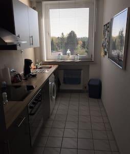 Zimmer in Moers, zentral gelegen - Moers - Apartment