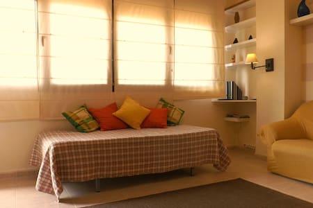 Apartamento a 200 mts. de la playa - Lägenhet