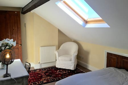 Cosy double room near city centre - Casa