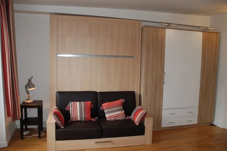 Large Studio in pedestrian Fonty! City Center - Leilighet
