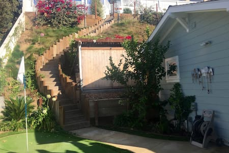 Private Redondo Retreat - Redondo Beach - Guesthouse