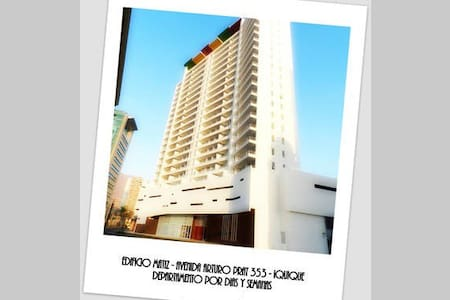 Home to enjoy your holiday in Iqq. - Iquique - Lägenhet