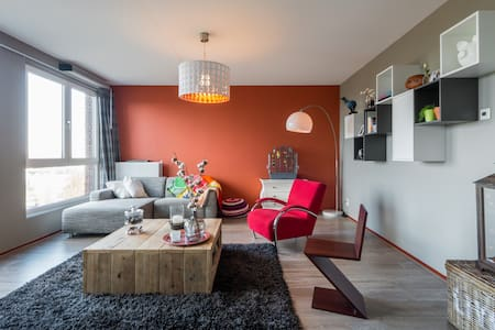 Beautiful Bright room in Haarlem! - Appartement