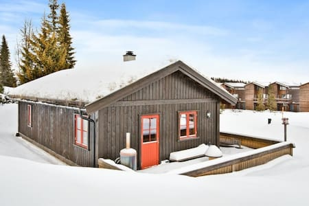 Kvitfjell - komplett familiehytte - Cabin