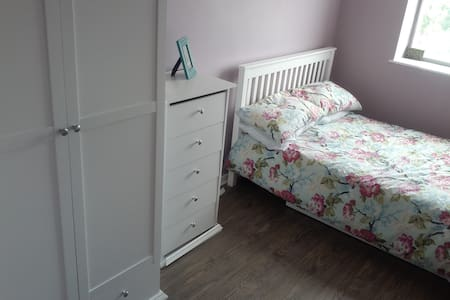 Dbl room in friendly, clean flat - Appartement