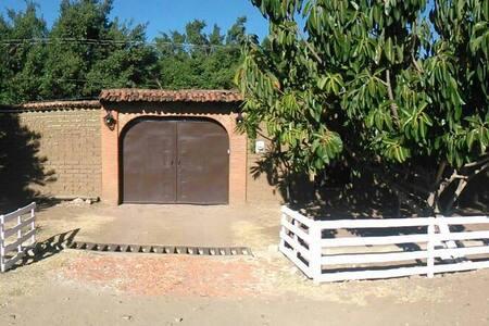 beautiful bungalow in Ocotlan Oaxac - Oaxaca - Haus