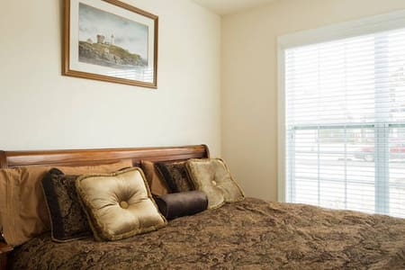 Private bed and bath near Carowinds - Casa