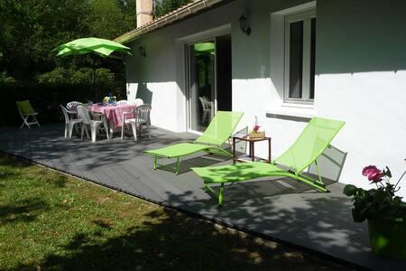 Maison du Lavoir d'Ilbarritz - Bidart