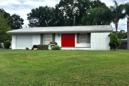 Cozy 2BD cottage in great location! - Sarasota
