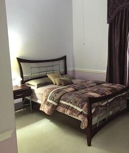 Clean Comfy Spacious Bed+ Bath - Stafford - Haus