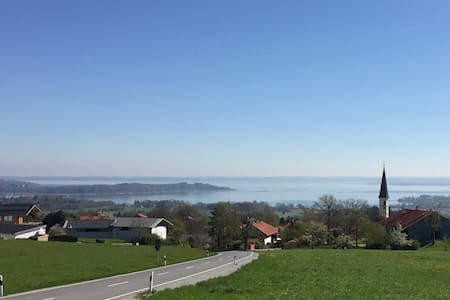 Erholung im Chiemgau - Apartment