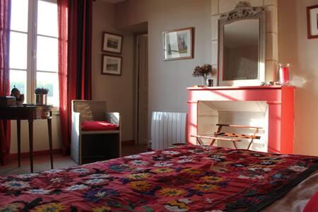Chambre Exotique - Zoo Beauval, Loches, Montrésor - Chemillé-sur-Indrois - Bed & Breakfast