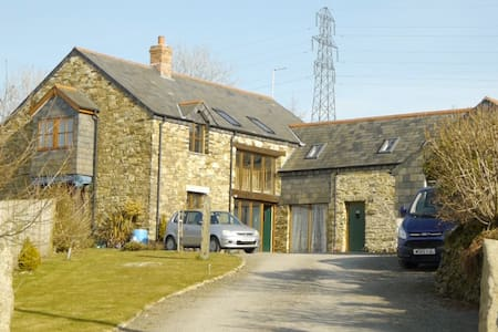 Flittermouse Cottage - Helstone - House