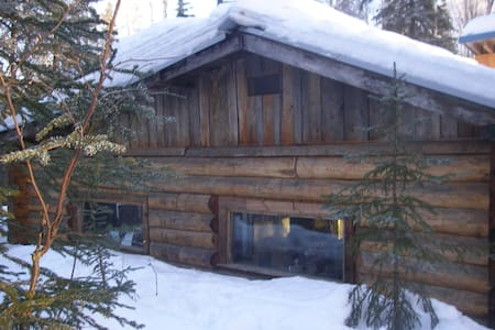 Cabin in Willow, AK