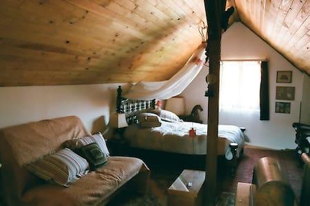 Petit appartement avec SDB et WC privés - Apartment