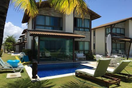 Casa no condomínio Muro Alto Flat - Ipojuca - Haus