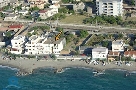 BLUMAR affitti app 37 Lungomare Pellaro n167 RC It - Reggio Calabria