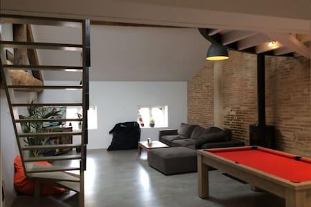 Chambre atypique dans montauban ! - Montauban - Apartament