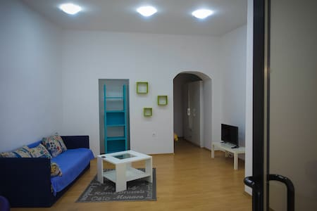 Studio apartment 10 min walk from the beach - Apartament