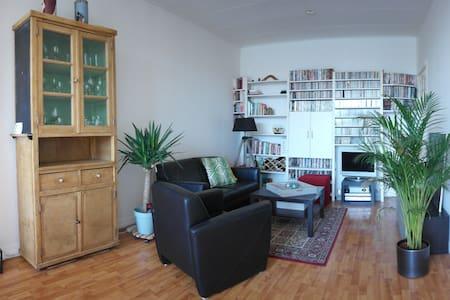 Sunny apartment (incl. 2 bikes) - Wohnung