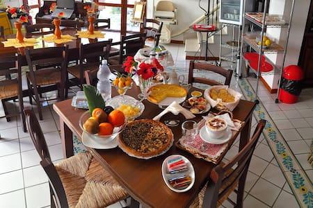 Al Gattopardo Camera 101 + biciclette e colazione - Favignana - Bed & Breakfast