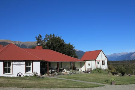 Tophouse Mountain View Cottages - Xalet