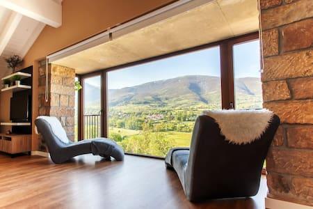 El Balcon de La Lomba (Apartamentos Rurales) - La Lomba - Huis
