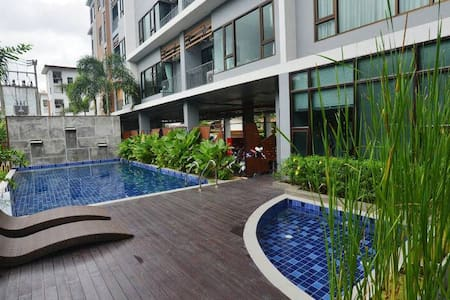 Double room with pool & Mountain View (Gym) - Chang Khlan