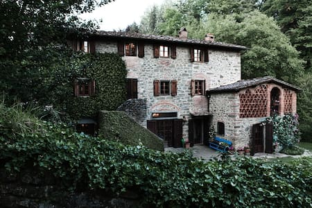 Il mulino di Ferraia - Mulberry - Bed & Breakfast