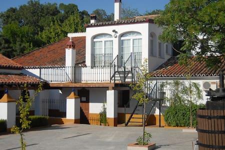 """Esencia de La Vega 3. Casa Rural;  """"Misiones"""" - Cazalla de la Sierra"""