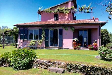 La casa nel bosco - Montemarcello - Villa
