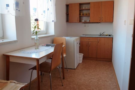 Ubytování na Vysočině (menší byt) - Věžnice - Apartment