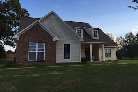 Game Day, Any Day Spacious Home - Abbeville - Casa