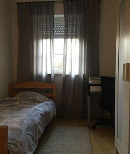 Confortable room in quiet area - Apartment