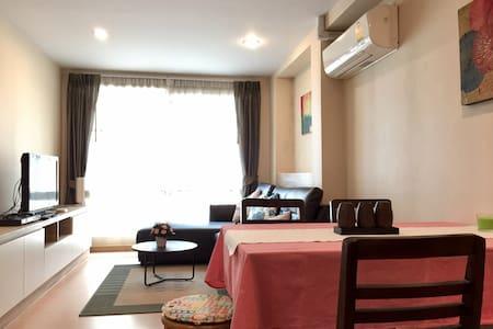 Condo 1BD Near Central Westgate/BTS - Bang Rak Phatthana - Apartment