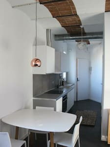 Atico with terrace San Gervasy - Barcelona - Apartment