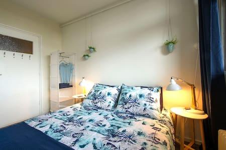 Sfeervolle kamer in Groningen-stad! - Szoba reggelivel