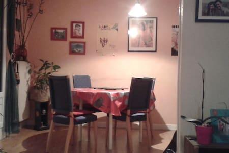 Chambre privée dans appartement T3 - Besançon - Flat