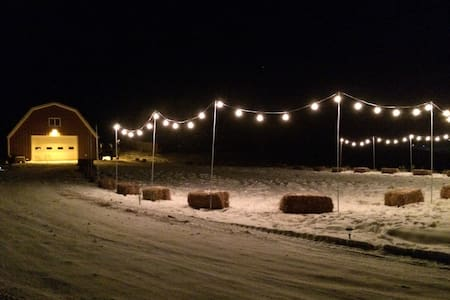 The Barn Private Vacation Retreat - Thermopolis - Wohnung