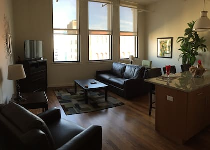 Beautiful Penthouse Flat in the Heart of Downtown - Detroit