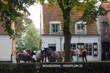 Monumentale woning in Biggekerke. - Ház