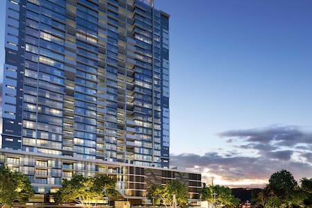 Heart of Brisbane Penthouse Milton - Milton - Wohnung