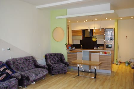 BEAUTIFUL, spacious apartment for 5-6 people - Byt