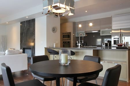 2Bd2BthLuxurious,wParking,1500sqFT - Calgary